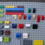 Bricks you may use for special prize entry